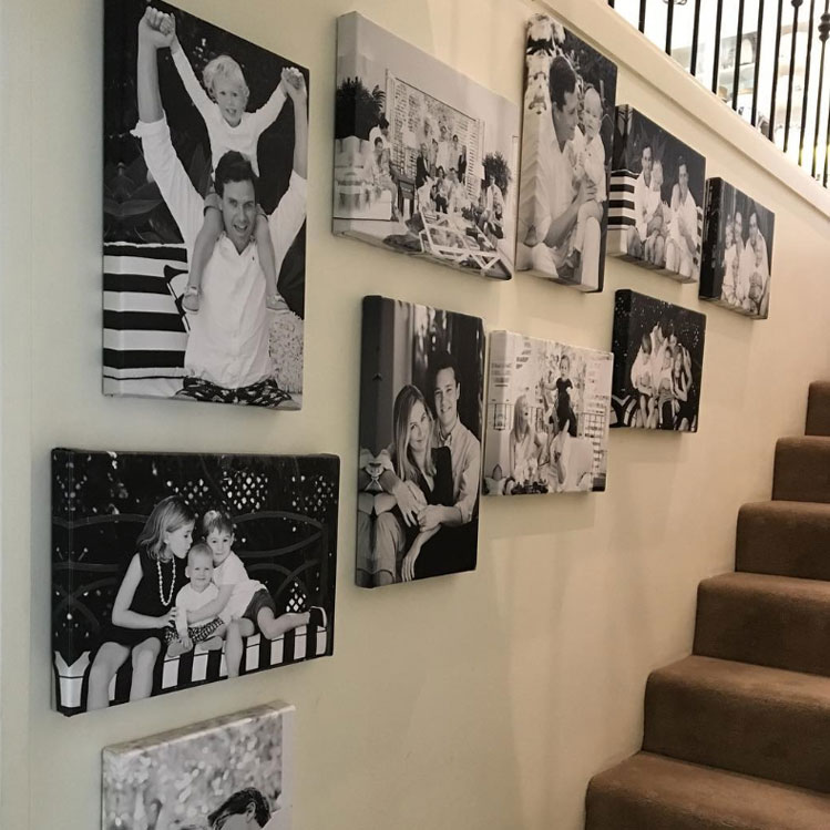 Family Photo Wall Hanging Experts Brisbane Gold Coast Sunshine Coast